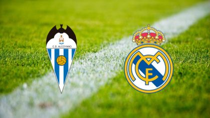 ONLINE: CD Alcoyano - Real Madrid