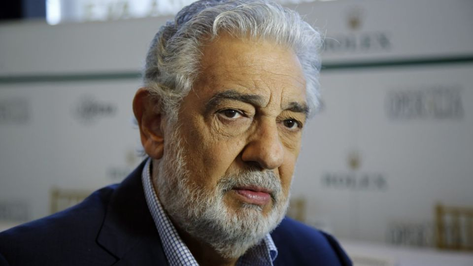 Placido domingo profil . sita