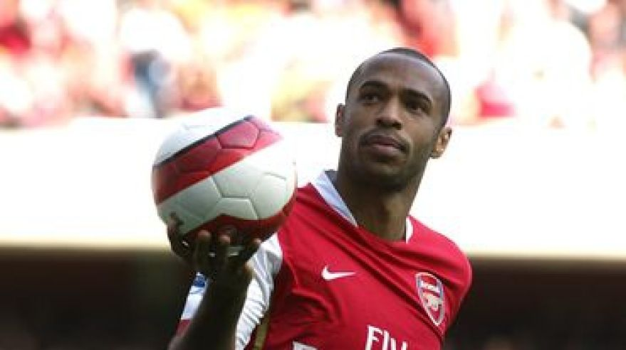Henry thierry arsenal sep06