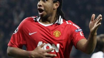 Anderson manchester united oleee dec2010