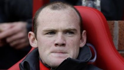Rooney manchester united striedacka hm