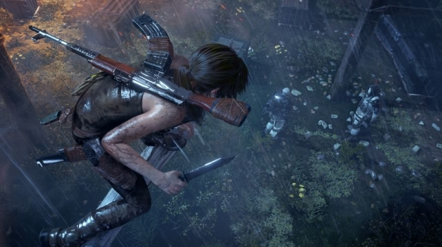 Rise of the Tomb Raider ikona