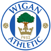 Tím - Wigan Athletic