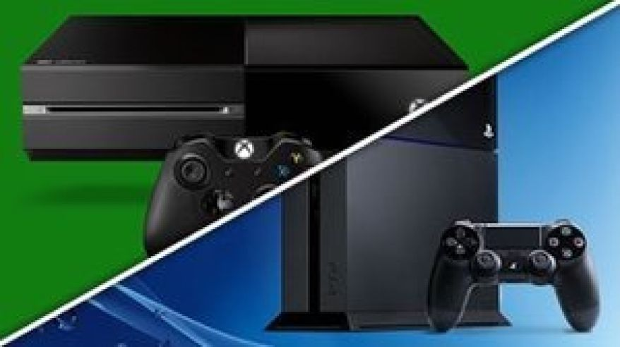 ikona PS4 vs Xbox