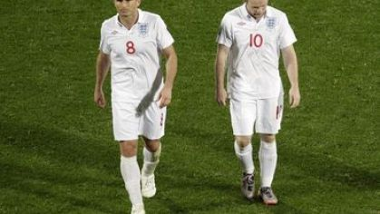 Lampard a rooney anglicko sklamanie vs usa ms2010