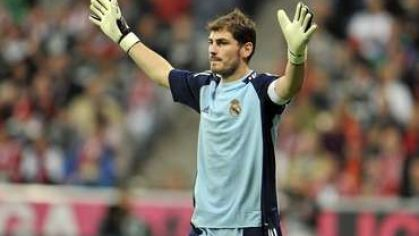 Casillas iker real madrid ruky