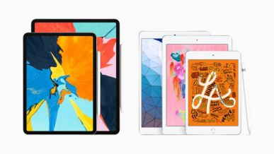 Apple iPad Air a iPad mini
