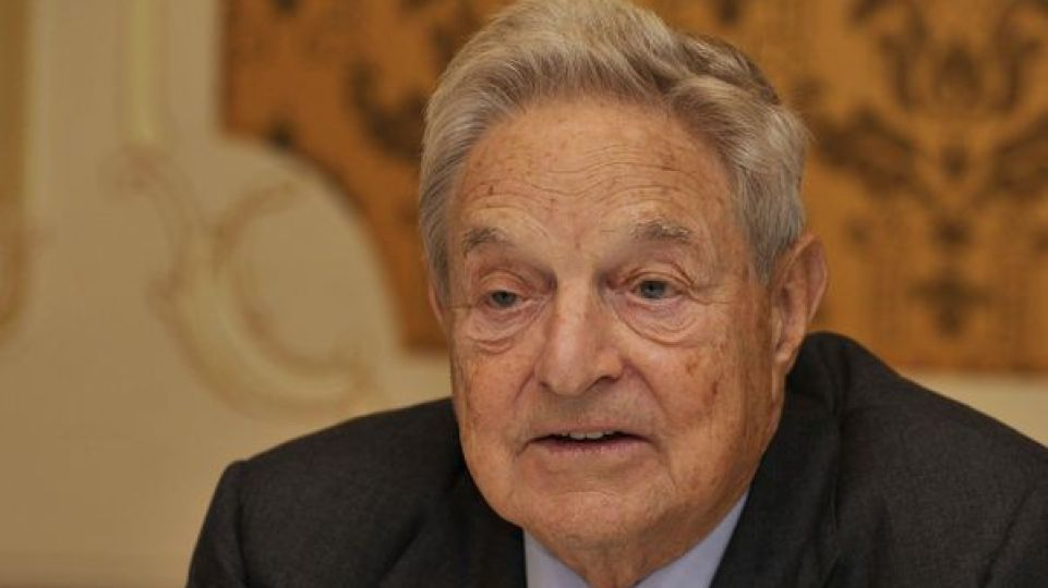 Soros george financnik
