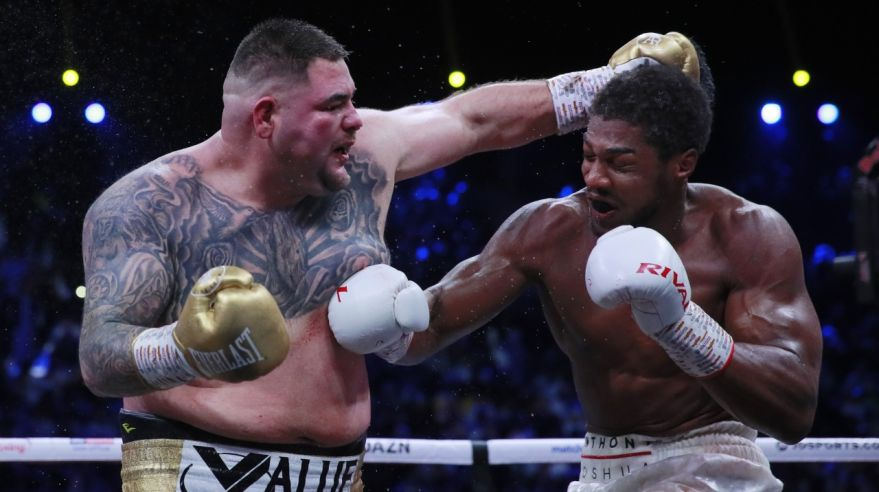 Anthony Joshua - Andy Ruiz