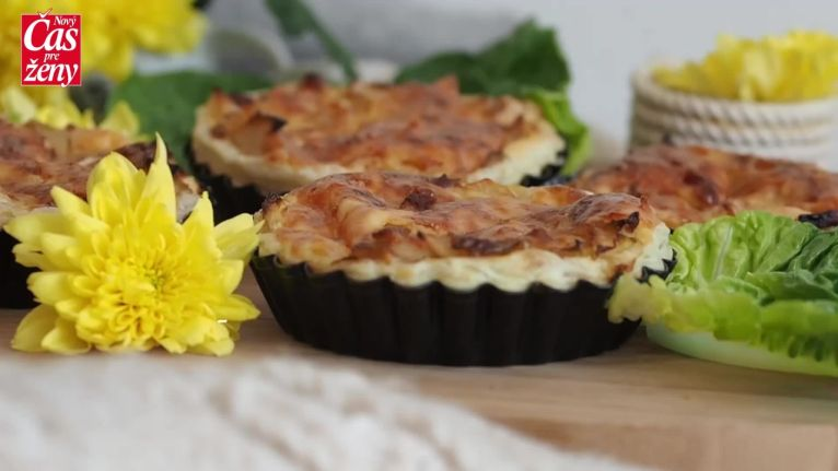 BEAUTIFOOD 02 - kapustove quiche
