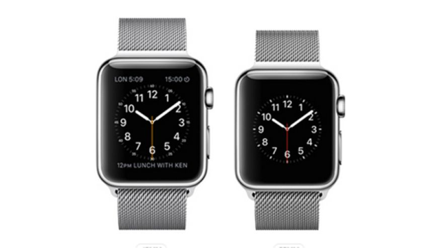 Apple Watch ikona