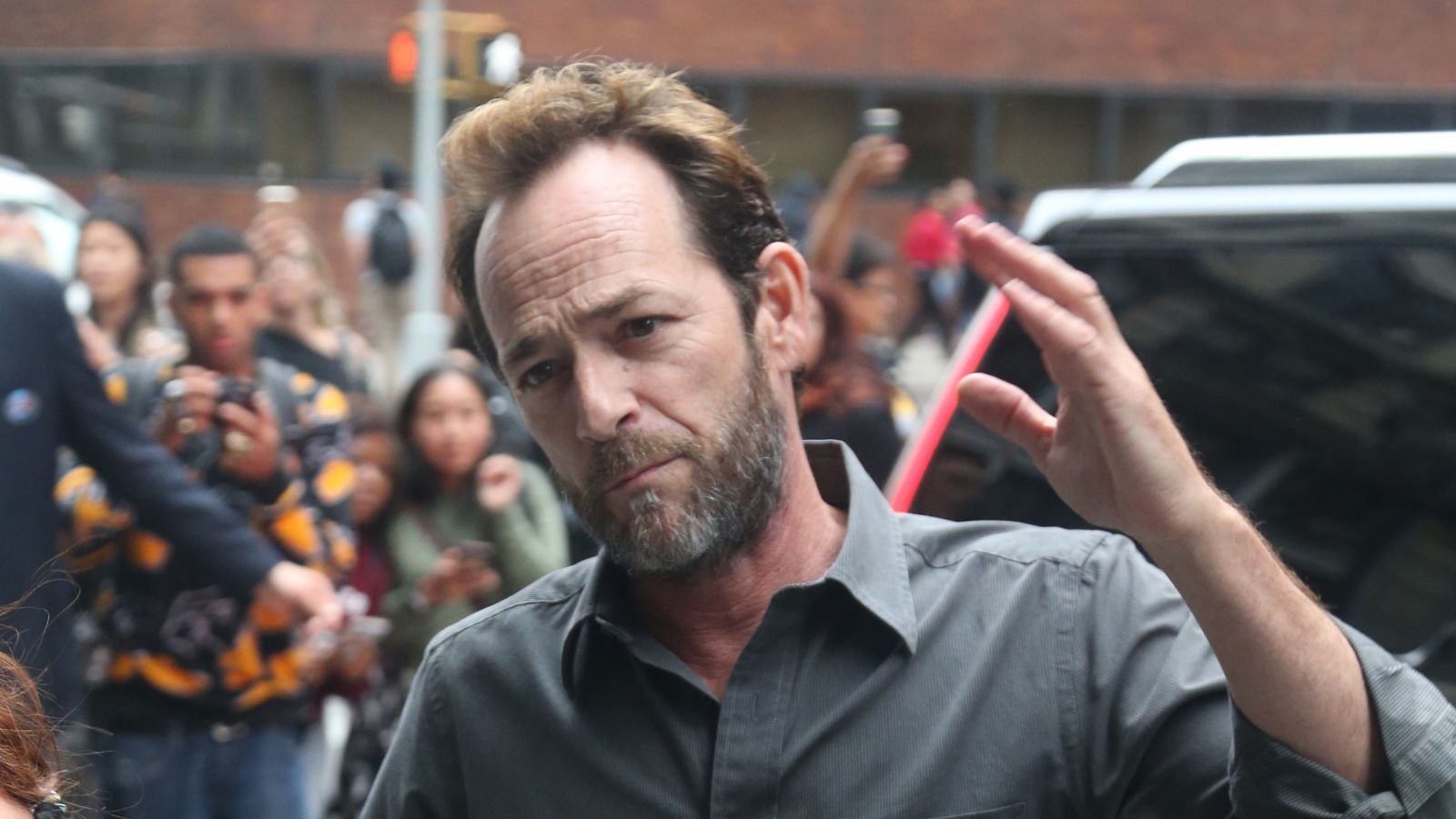 Herec Luke Perry