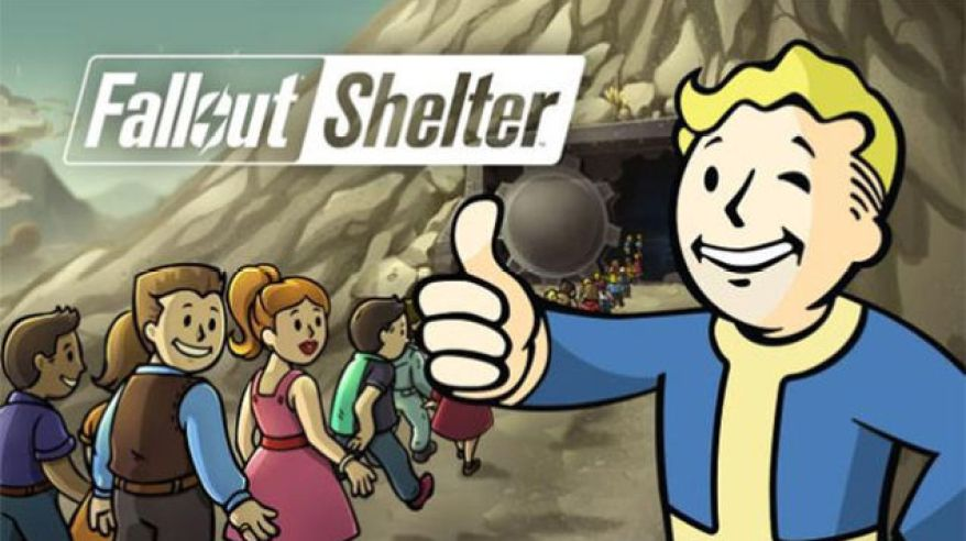 Fallout Shelter (zdroj: AndroidAuthority)