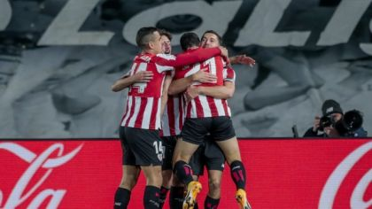 Athletic Bilbao.