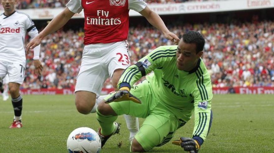 Vorm michel swansea city sep11