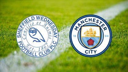 Sheffield Wednesday FC - Manchester City