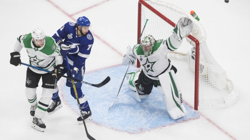 Tampa Bay Lightning - Dallas Stars
