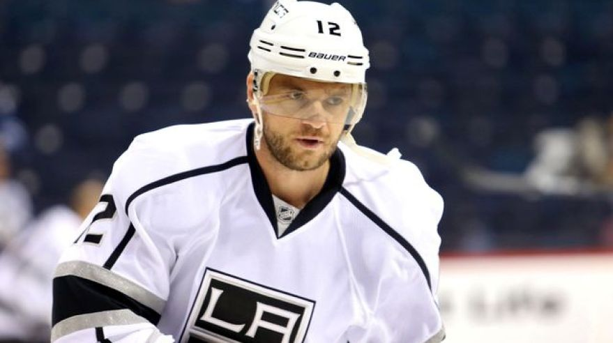 Marian gaborik los angeles apr2014 reuters
