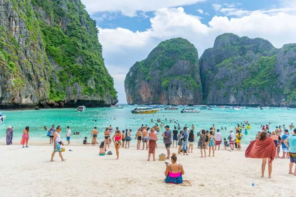 Phi Phi Island - Maya Bay - The Beach - Thailand