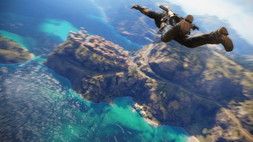 Just Cause 3 ikona
