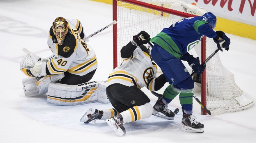 Vancouver Canucks - Boston Bruins