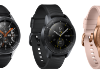 Galaxy Watch od firmy Samsung.