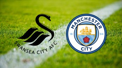 ONLINE: Swansea City - Manchester City