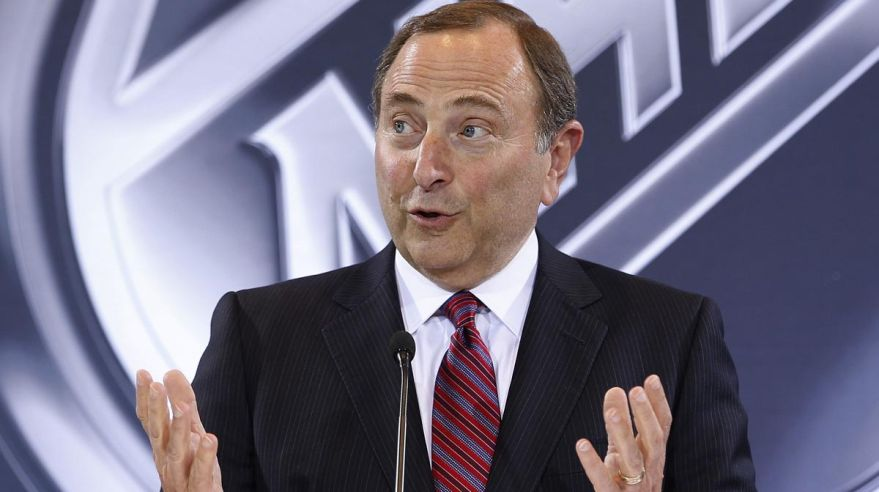 Gary Bettman, nhl, komisar, dec2016