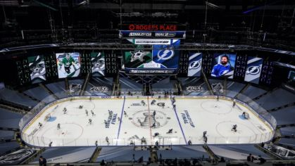 Tampa Bay Lightning - Dallas Stars.