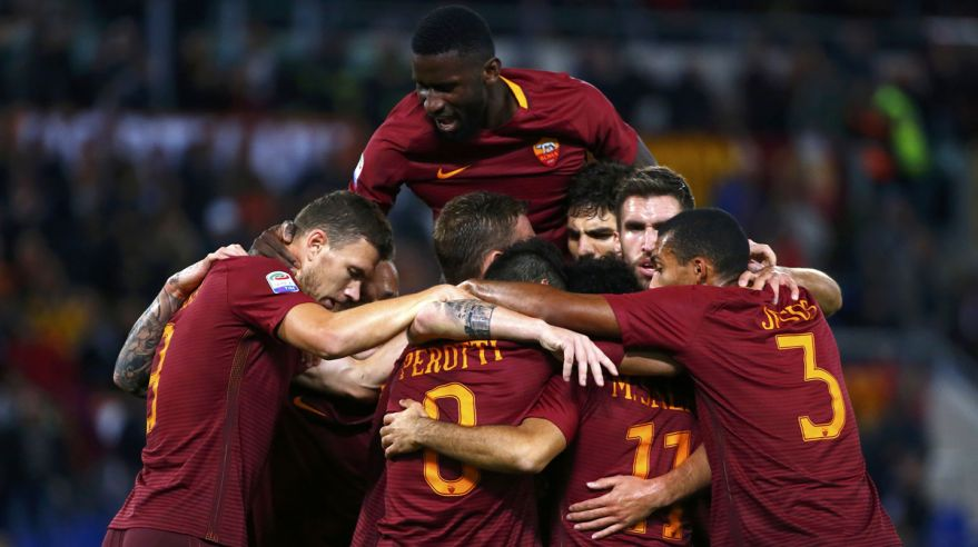 as roma, serie a, italy football, okt2016