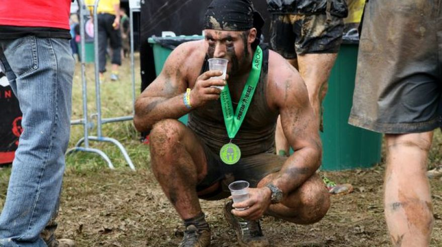 Reebok spartan race sep14