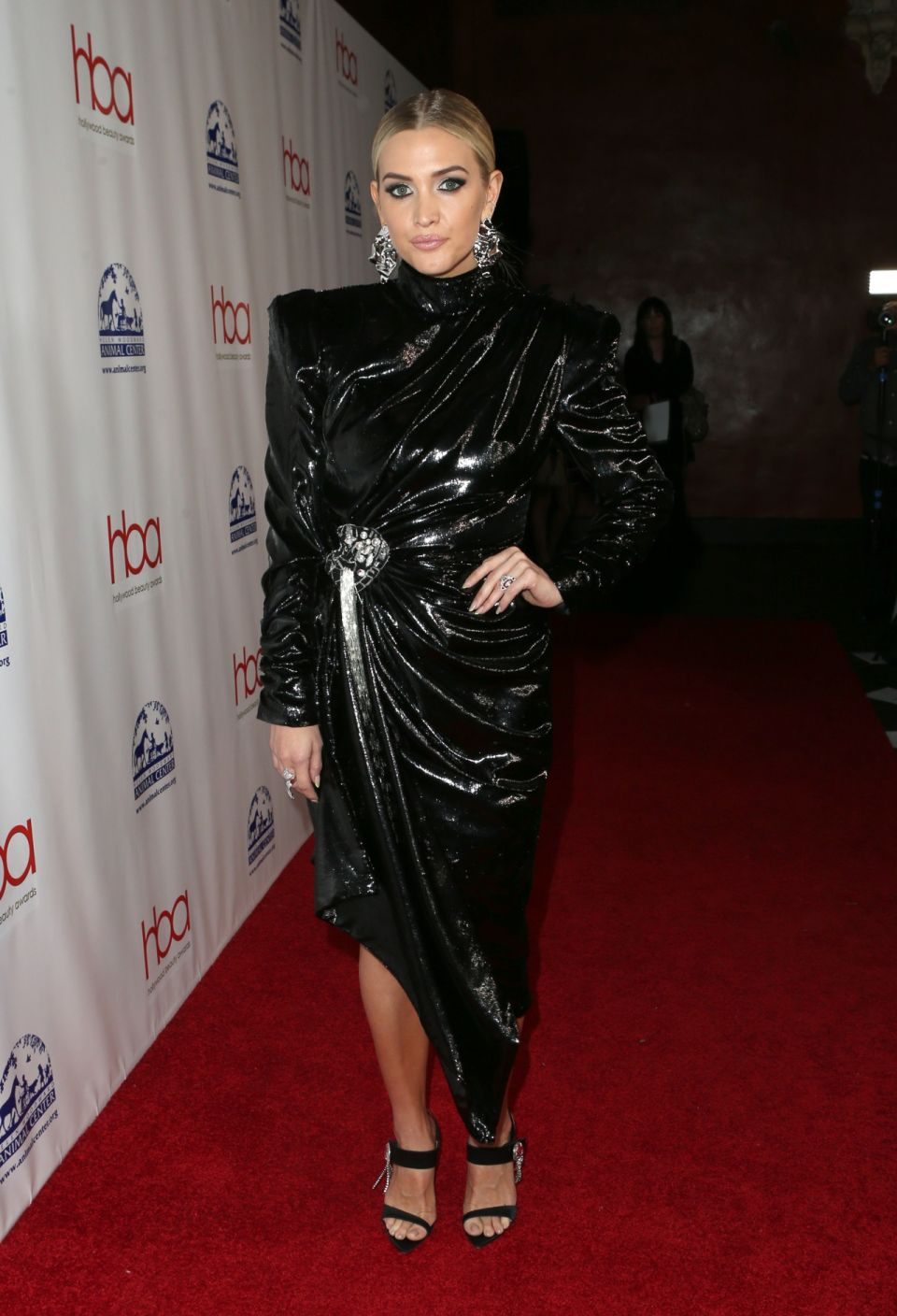 Ashlee Simpson na Hollywood Beauty Awards