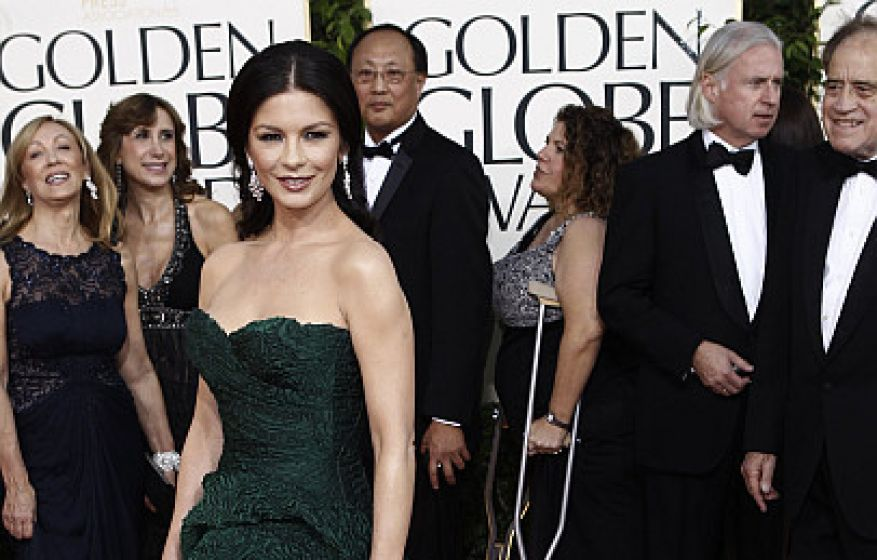 Golden globe catherine zeta jones1