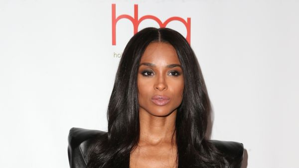 Ciara na Hollywood Beauty Awards