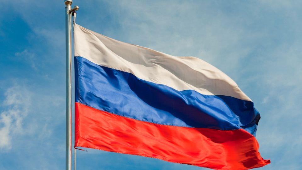 flag from russia