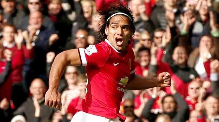 Radamel falcao man utd waaa okt2014 reuters