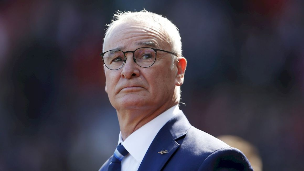Caludio Ranieri Leicester City apr16 Reuters