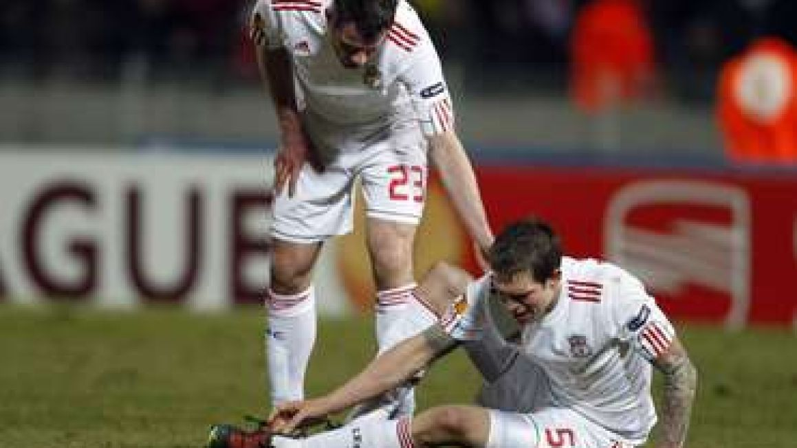 Carragher agger smutok liverpool