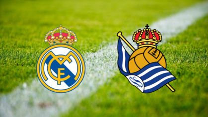 Real Madrid - Real Sociedad San Sebastian