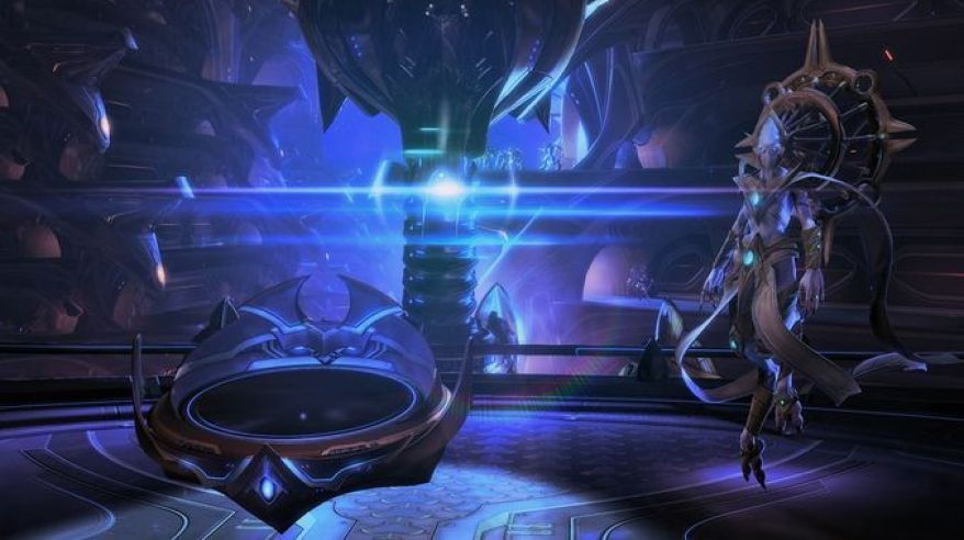 StarCraft 2: Legacy of the Void (zdroj: