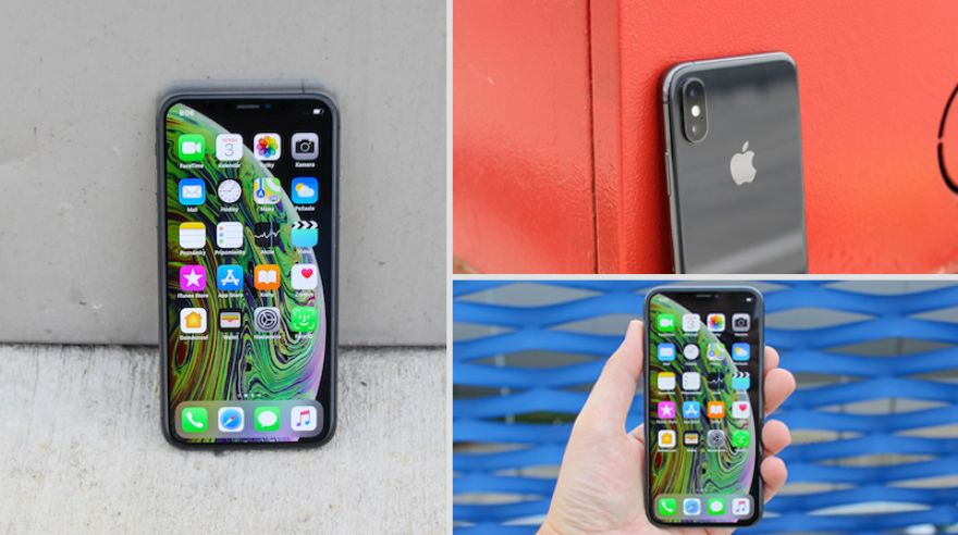 iPhone XS v teste