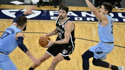 Memphis Grizzlies - Brooklyn Nets