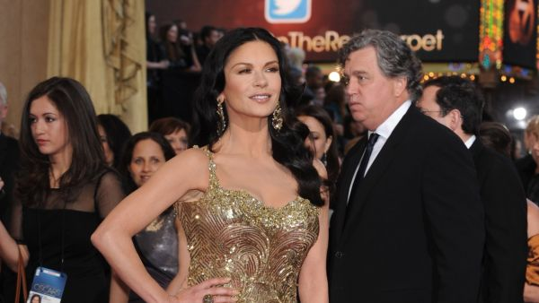 Catherine Zeta Jones, Oscars 2013