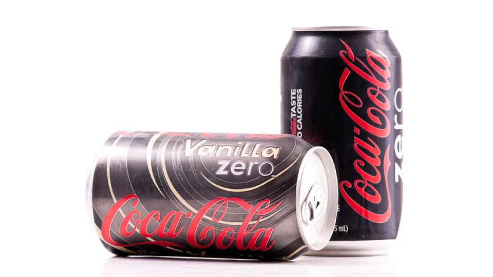 Coca cola zero dream