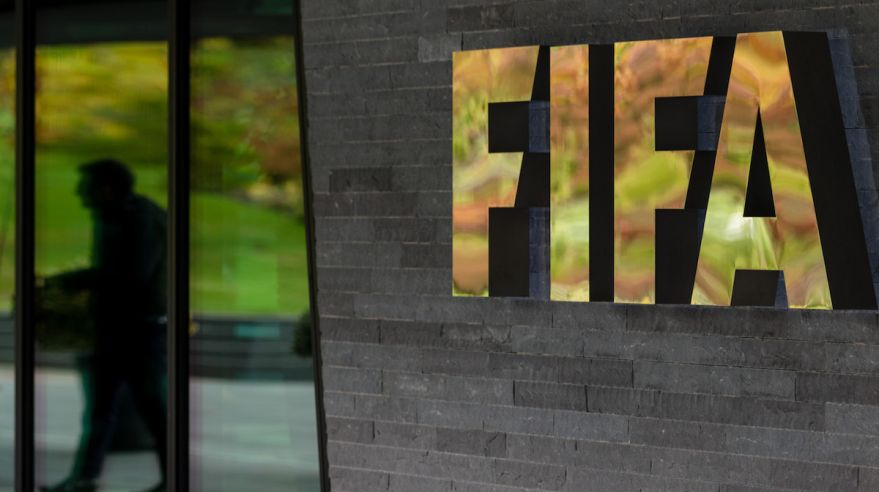 FIFA, logo, ilustracne, gettyimages