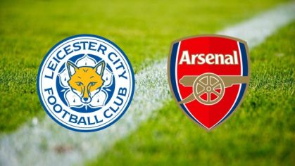 ONLINE: Leicester City – Arsenal FC