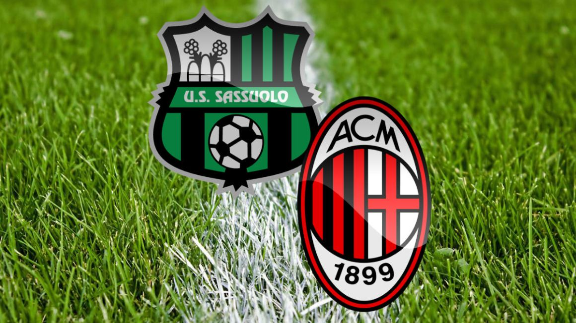 US Sassuolo AC Milano Serie A online Sport.sk