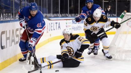 New York Rangers - Boston Bruins