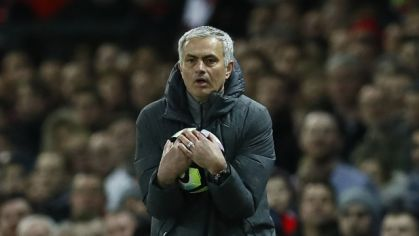 Manchester United Jose Mourinho apr17 Reuters