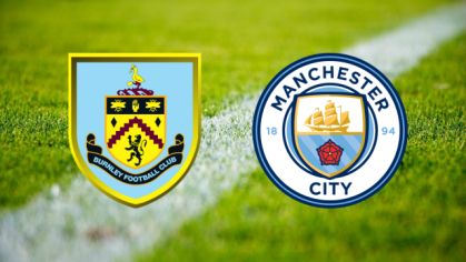 Burnley - Manchester City